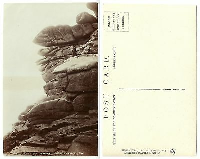 GB R183 - Scilly Isles, St. Mary's, Giant's Castle, ungelaufen
