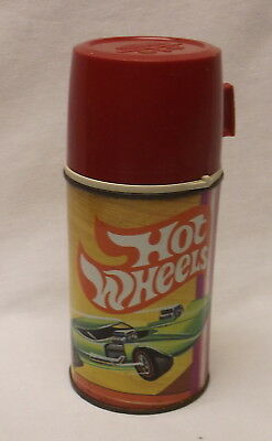Hot Wheels 1969 Metal Thermos