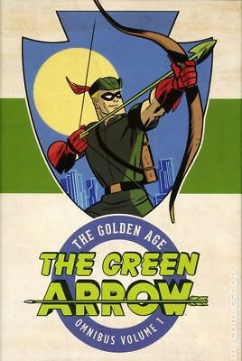 Green Arrow The Golden Age Omnibus HC (DC) #1-1ST 2017 NM Stock Image