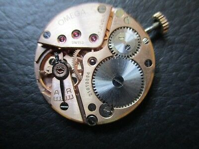 omega 269 manual movement,working
