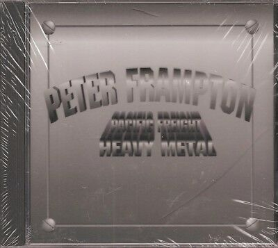 Peter Frampton: Pacific Freight [Going Home,Loving Cup,All I Wanna Be++] New Cd