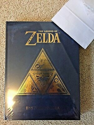 The Legend of Zelda Encyclopedia Dark Horse Ocarina of Time Link to the Past NEW