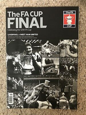 2006 F.A.Cup Final - Liverpool v West Ham United