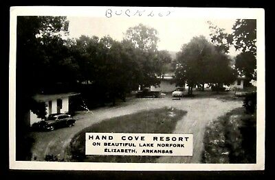 HAND COVE RESORT, Lake Norfolk, Older Autos, ELIZABETH,AR Arkansas BIG CREEK ARM
