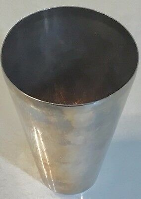 Silver Plate Beaker By Atkin Brothers Sheffield