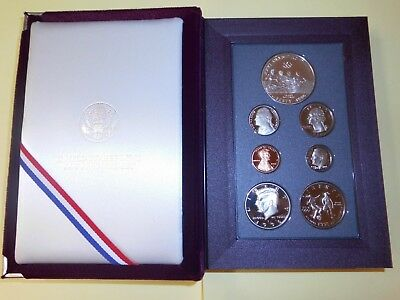 United States Mint  the rare 1996 Prestige Set  Proof,,