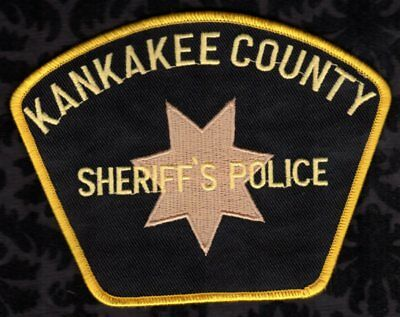 Kankakee County Illinois Police Shoulder Patch