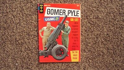 Rare Vintage - Gomer Pyle Comic Book - Issue #1 Gold Key - 1966 - Nice condition
