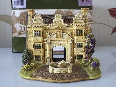 Lilliput Lane .. FROG HALL .. Stanway .. NUMBERED LIMITED EDITION - RARE