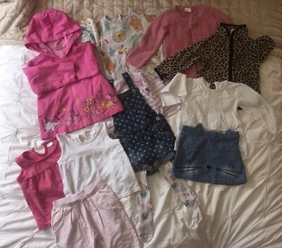 Girls Clothes Bundle Size 12–18 Months