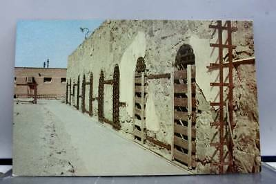Arizona AZ Yuma Territorial Prison Cell Block Postcard Old Vintage Card View PC