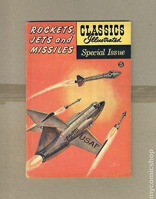 Classics Illustrated Special #159A 1960 GD+ 2.5