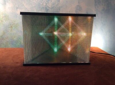 Vintage Fun Lites Model CB40 Disco Flashing Lights Lamp