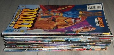 Lot Of 20 Modern Marvel Thor Comics , # 482 To 502