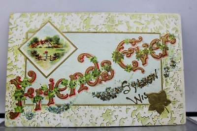 Wisconsin WI Friends Ever Sylvan Postcard Old Vintage Card View Standard Post PC