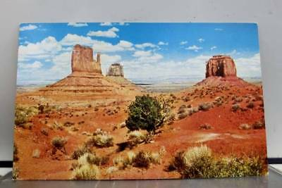 Arizona AZ Monument Valley Postcard Old Vintage Card View Standard Souvenir Post
