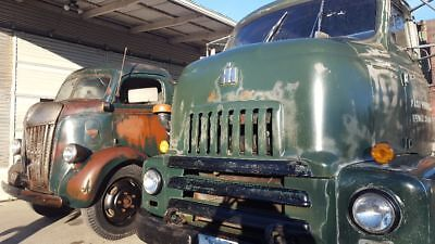 1953 International Harvester Other 5-speed, 2-speed Electric-shift axle 1953 International COE Nice! PowerBrakes! Barnfind hot rod shop truck hauler