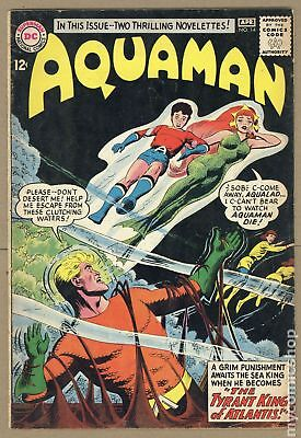 Aquaman (1st Series) #14 1964 GD/VG 3.0
