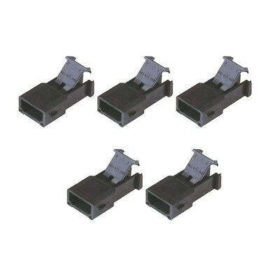 5 Sets 2 Pin Automotive Connector and motorcycle accessories DJ7027-2.8-11