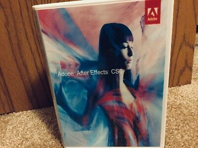 Adobe After Effects CS6 - Full Version - Video Editing Software!