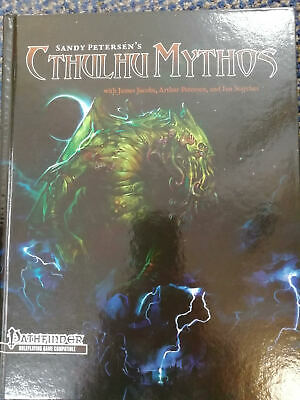 Pathfinder Rpg - Sandy Petersens Cthulhu Mythos