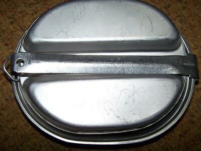 Mess Kit, 1982 Dated, U.s. Issue *nice* #2