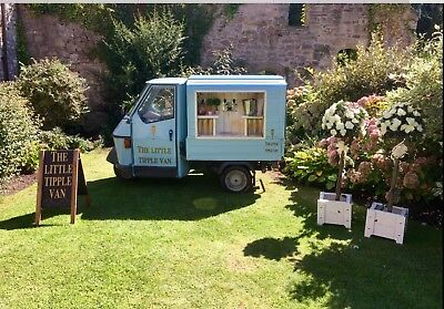 Prosecco Van Hire Business for sale