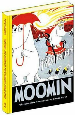 Moomin Book Four The complete Tove Jansson Comic Strip 9781897299784