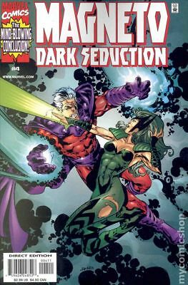 Magneto Dark Seduction #4 2000 NM Stock Image