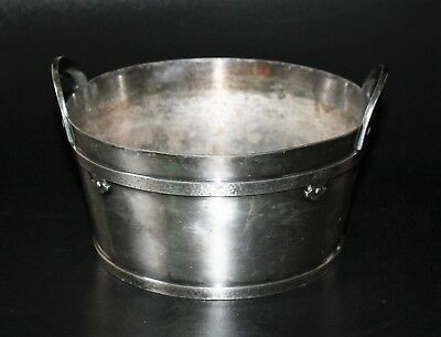 Vintage Wilcox Silver Plate CO. & International Silver CO. Bucket 1213 Marked