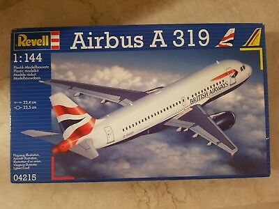 """1/144 Revell (2004): Airbus A-319 """" BA-Airline oder German Wings """""""