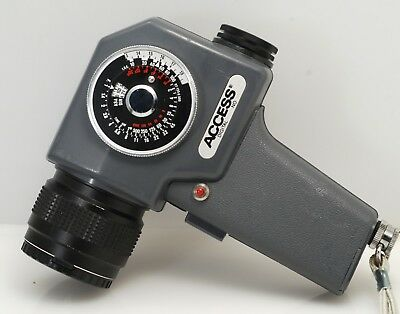Access Digital 1 degree Spotmeter w/strap and cap....Very Nice and Very Useful!