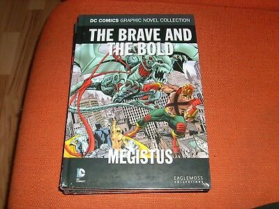 DC Comics Graphic Novel Collection Band 113 The Brave and the Bold  Megistus