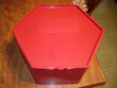 The Piatto Bakery Box Cup Cake Dessert Travel Storage Container