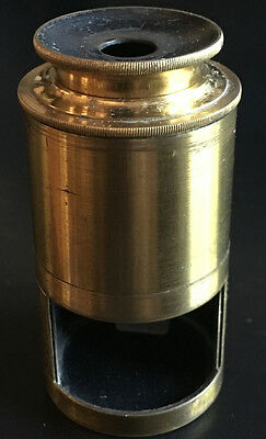 Lacquered Brass Insect Magnifier