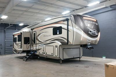 2018 Jayco  Pinnacle 37 Rsts Rear Living Fifth Wheel