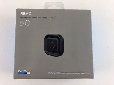 GoPro REMO Voice Activated Waterproof Remote - NEW IN BOX