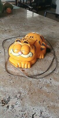 Garfield Tyco Phone Corded- Functional-Collectible, see Description