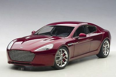 AUTOART 2015 ASTON MARTIN RAPIDE S DIAVOLO RED 1:18 *New Item!