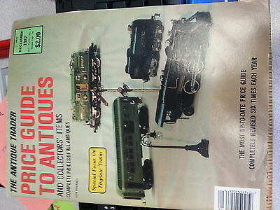 The Antique Trader Price Guide To Antiques Magazine December 1987 Issue