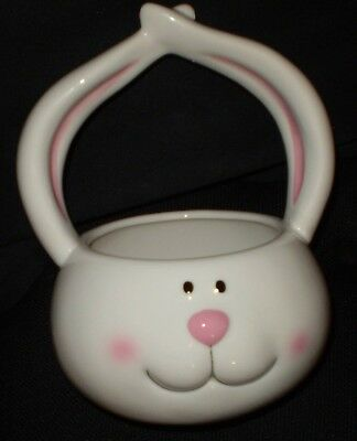 New Easter Bunny Candy Bowl
