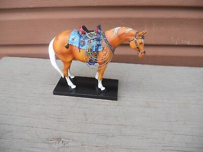 2003 Retired Trail of Painted Ponies Happy Trails 1473 Westland 4E/3605