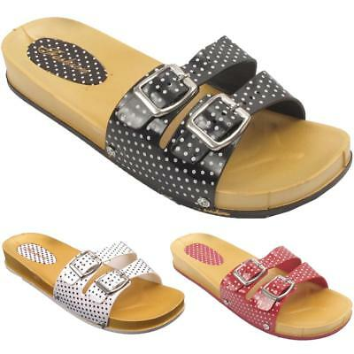 9d668ea8421d Slip Open On Strap Ladies Pool Slide Shoes Lightweight Duramo Adidas nxfpAA