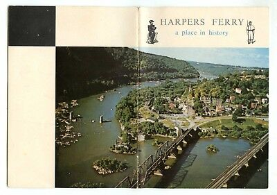 1959 Harpers Ferry a place in history John Brown & Civil War &c