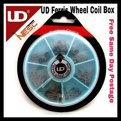PRE-MADE FERRIS WHEEL Ni80 48 Pack by Pirate Coil - £19 11