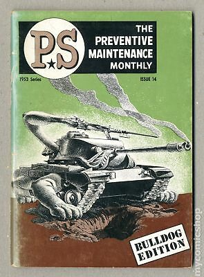PS The Preventive Maintenance Monthly #14 1954 VG 4.0