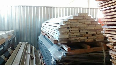 Pallet Racking Beams 3.5m Length. Please see other auction.