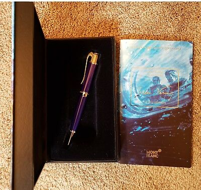 Montblanc Writers Limited Edition Jules Verne Ballpoint Pen