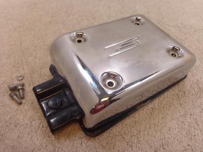 96-98 Harley Davidson FXD l/WG/L/DX/DS Dyna ELECTRICAL PANEL TOP PLATE COVER