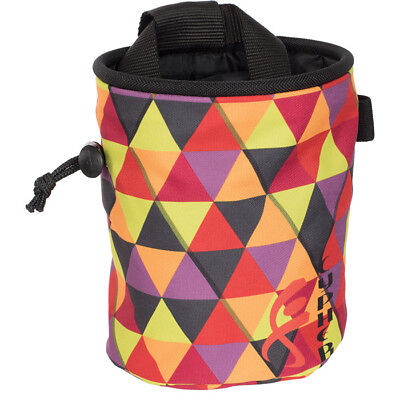 Cypher Rock Climbing Chalk Bag - Angle Colors